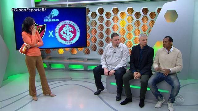 Globo Esporte RS - Bloco 1 - 29/08