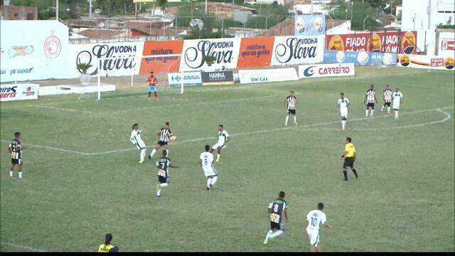 Confira todos os gols da primeira rodada do Paraibano da 2ª Divisão