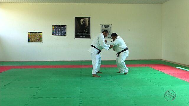 Judoca sergipano se prepara para acompanhar a Paralimpíada do Rio