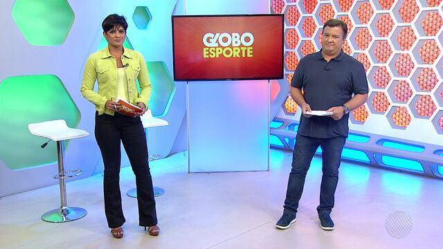 Globo Esporte BA - Íntegra do dia 31/08/2016