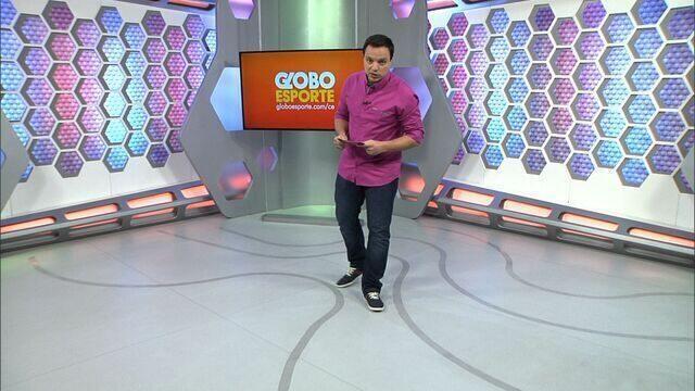 Confira a íntegra do Globo Esporte - 31/08/2016
