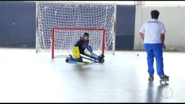 Seleção Brasileira feminina de hóquei treina em Petrópolis, RJ, para o Mundial