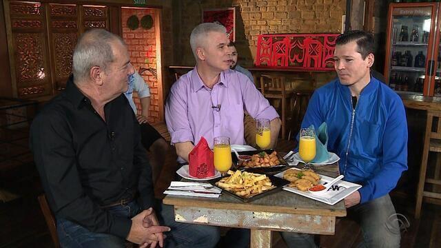 Botequim do Maurício recebe Pedro Paulo Zachia e Anderson Polga