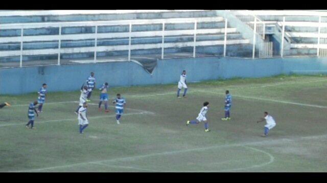 Angra dos Reis vence o Goytacaz pela Copa Rio: 1 a 0