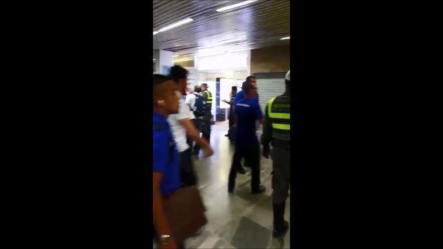 BLOG: Clima esquenta entre torcedores do Flamengo e delegação do Cruzeiro