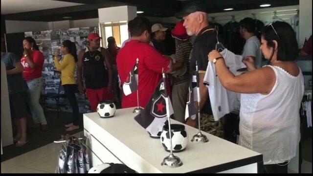 Botafogo-PB já vendeu mais de 4,5 mil ingressos para jogo contra o Boa Esporte