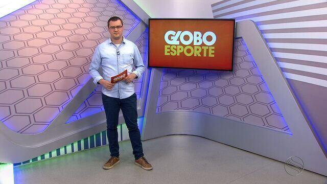 Confira o Globo Esporte Sergipe desta terça-feira (27/09/2016)
