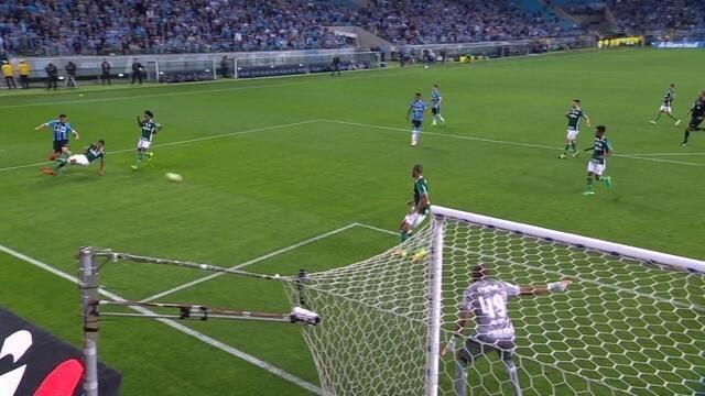 Melhores momentos: Grêmio 2 x 1 Palmeiras pelas quartas de final da Copa do Brasil