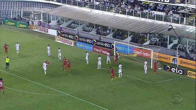 Após perder para o Santos, Inter soma seis derrotas seguidas