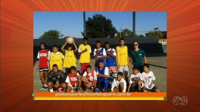 Fotos da galera: telespectadores praticam esporte em Goiás