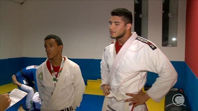 Piauiensesbrilham em torneios regionais e internacionais de Jiu-jítsu
