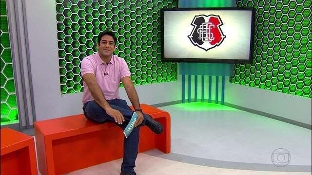 Globo Esporte PE - 30/09/2016 - Na íntegra