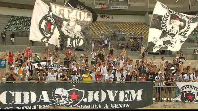 Botafogo-PB está pronto para o jogo mais importante do ano