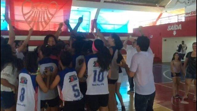 Jogos Escolares ajudam a fortalecer o esporte entre as crianças