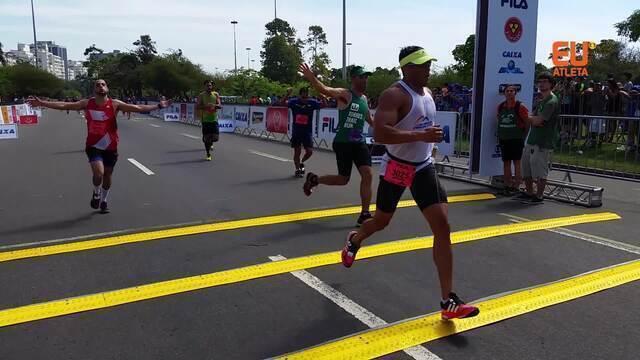 Confira os melhores momentos da Meia Maratona do Rio