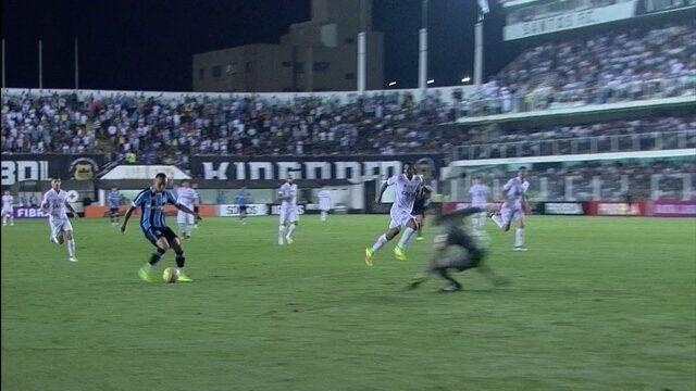 BLOG: So so close! Everton perde gol incrível contra o Santos; acompanhe em inglês