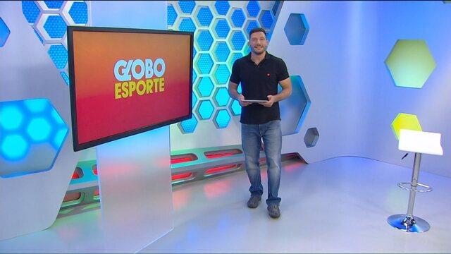 Confira na íntegra a edição do Globo Esporte-PR desta quarta-feira, 19/10
