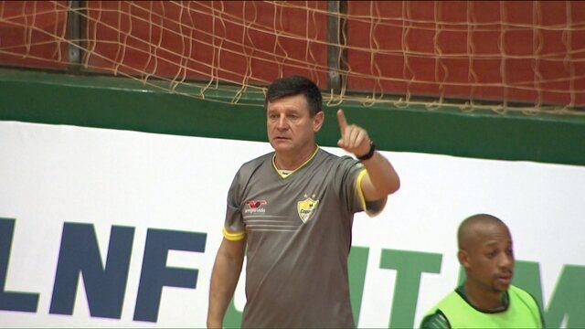 Com Sananduva no comando, Marechal sonha com o título da Liga Futsal