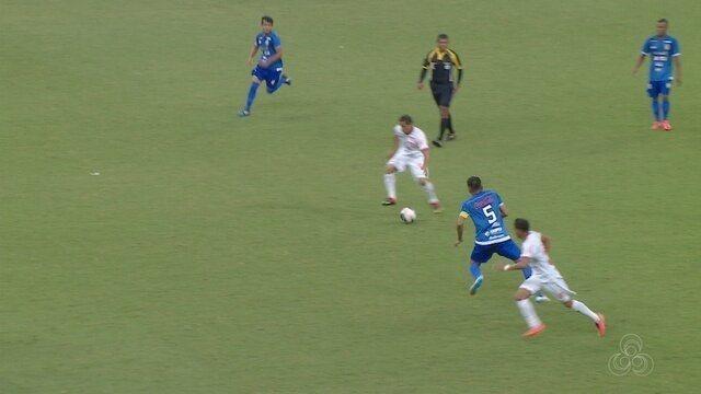 Princesa joga melhor, vence o Nacional por 2 a 0 e está na final do Amazonense