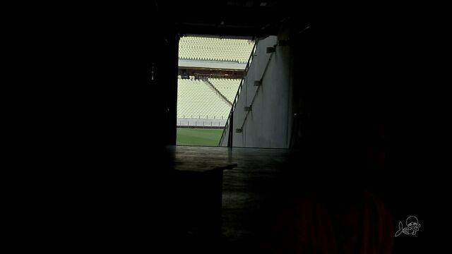 Ceará fecha treino antes de jogo com o Bragantino