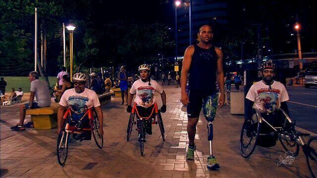 Atletas paralímpicos estarão na Corrida TV Verdes Mares