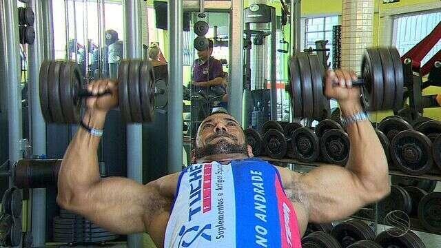 Fisiculturista sergipano vai participar do Mister Universo na Inglaterra