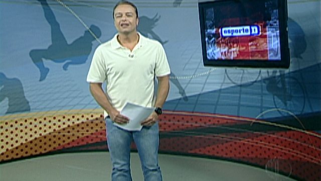 Íntegra Esporte D - 24/10/2016