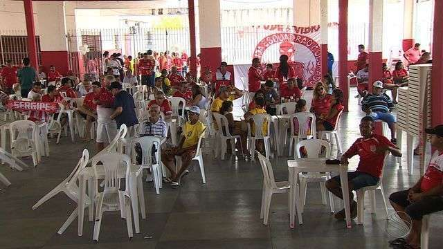 Sábado foi dia de festa no João Hora pelos 107 anos do Sergipe
