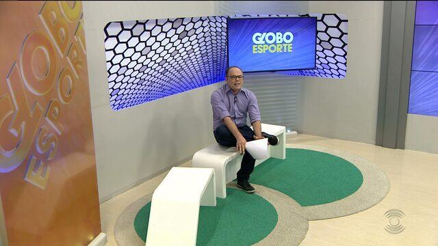Confira na íntegra o Globo Esporte CG desta segunda-feira (24/10/2016)