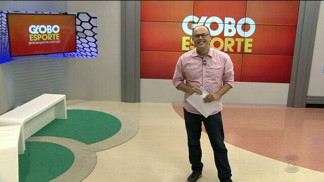Confira na íntegra o Globo Esporte-CG desta quarta-feira (26/10/2016)