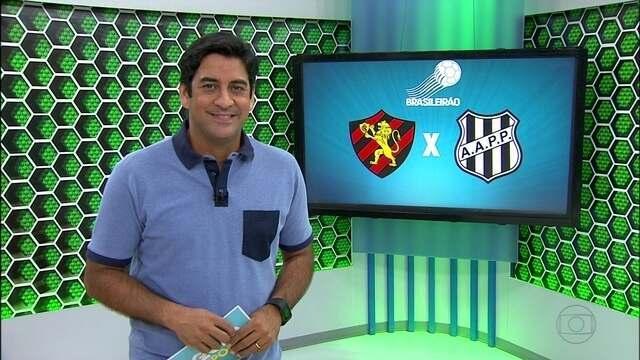 Globo Esporte PE - 27/10/2016 - Na íntegra