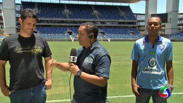 Treinadores de Mixto e Dom Bosco falam sobre o jogo da semifinal