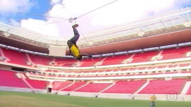 Arena de Pernambuco será invadida neste domingo por esportes radicais