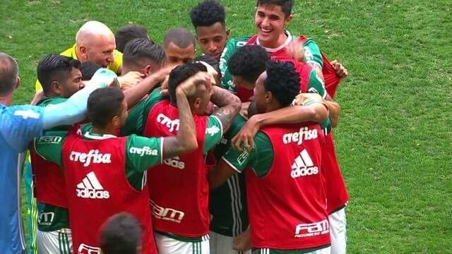 BLOG: Conquista do Palmeiras é exemplo de trabalho em equipe