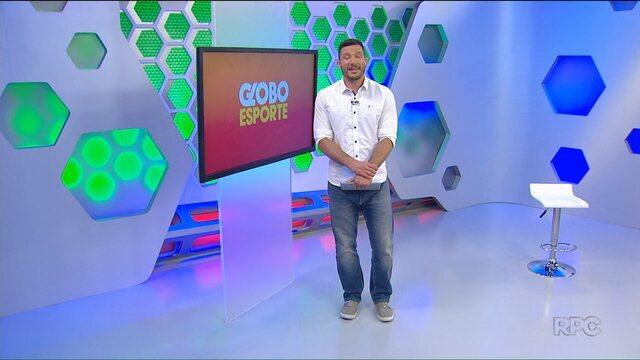 Veja a edição na íntegra do Globo Esporte Paraná de segunda-feira, 28/11/2016