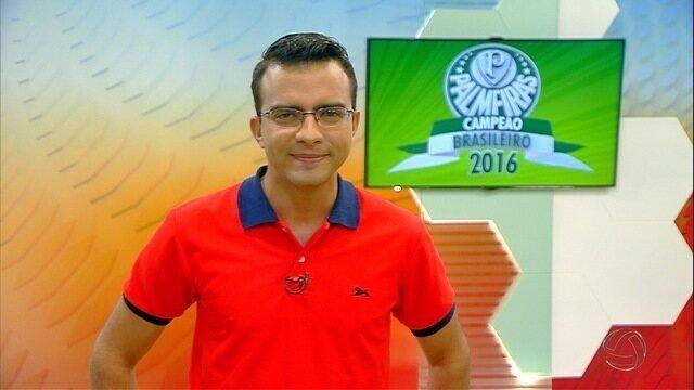 Globo Esporte MS - programa de segunda-feira, 28/11/2016, na íntegra