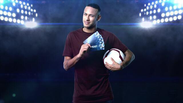 Neymar Jr - Mastercard - UEFA Champions League