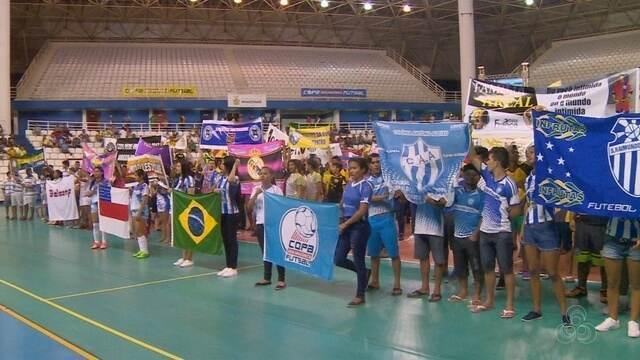 Assista à íntegra do Globo Esporte AM desta quinta (19)