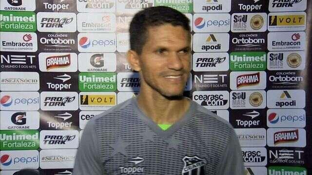 Com Magno Alves escalado, Ceará vai a campo contra Fortaleza