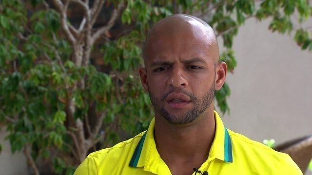 BLOG: Um outro lado de Felipe Melo: além de ousado, ele é empresário