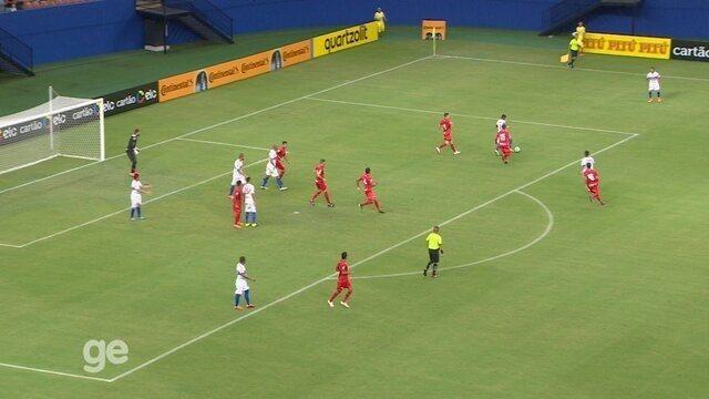 Veja os gols de Fast 1 x 1 Vila Nova, pela Copa do Brasil
