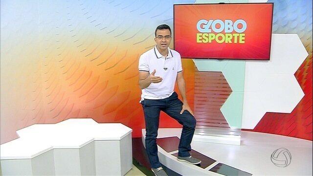 Globo Esporte MS - programa de sábado, 18/02/2017, na íntegra
