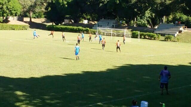 Os gols de Espírito Santo 2 x 0 Ambra, em jogo-treino