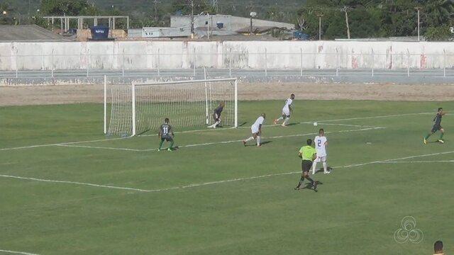 Nacional perde por 1 a 0 para o Galvez e está fora da Copa Verde