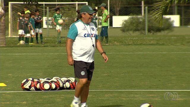 Goiás recebe a Aparecidense no complemento da sexta rodada