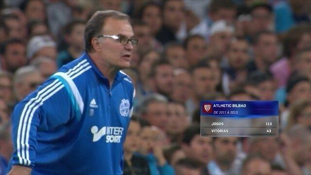 """""""Bielsa não se seduz por dinheiro"""", diz Ariel Palácios sobre novo técnico do Lille"""