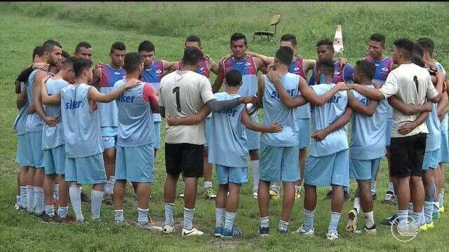 Piauí é o lanterna do estadual e jogadores buscam ajuda espiritual e muita conversa