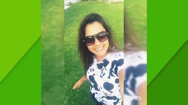 Larissa Riquelme manda um recadinho para a torcida do Botafogo