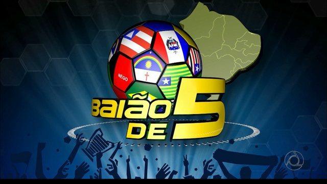 Baião de Cinco: golaço de Renatinho entra no top-5 da terceira rodada da Copa do Nordeste