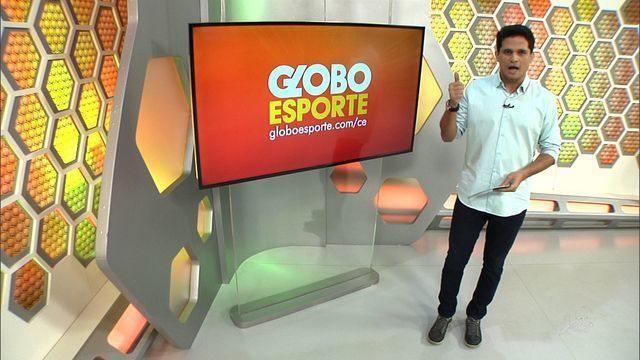 Bloco 3 - Globo Esporte CE - 24/02/2017